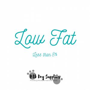 Low Fat Raw