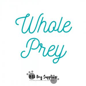 Whole Prey