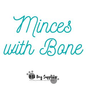 Minces with Bone
